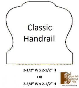 G - Classic Handrail